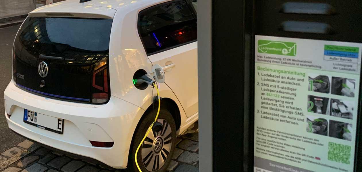 E-Mobilität von Elektro-Service Mattmüller, Fürth
